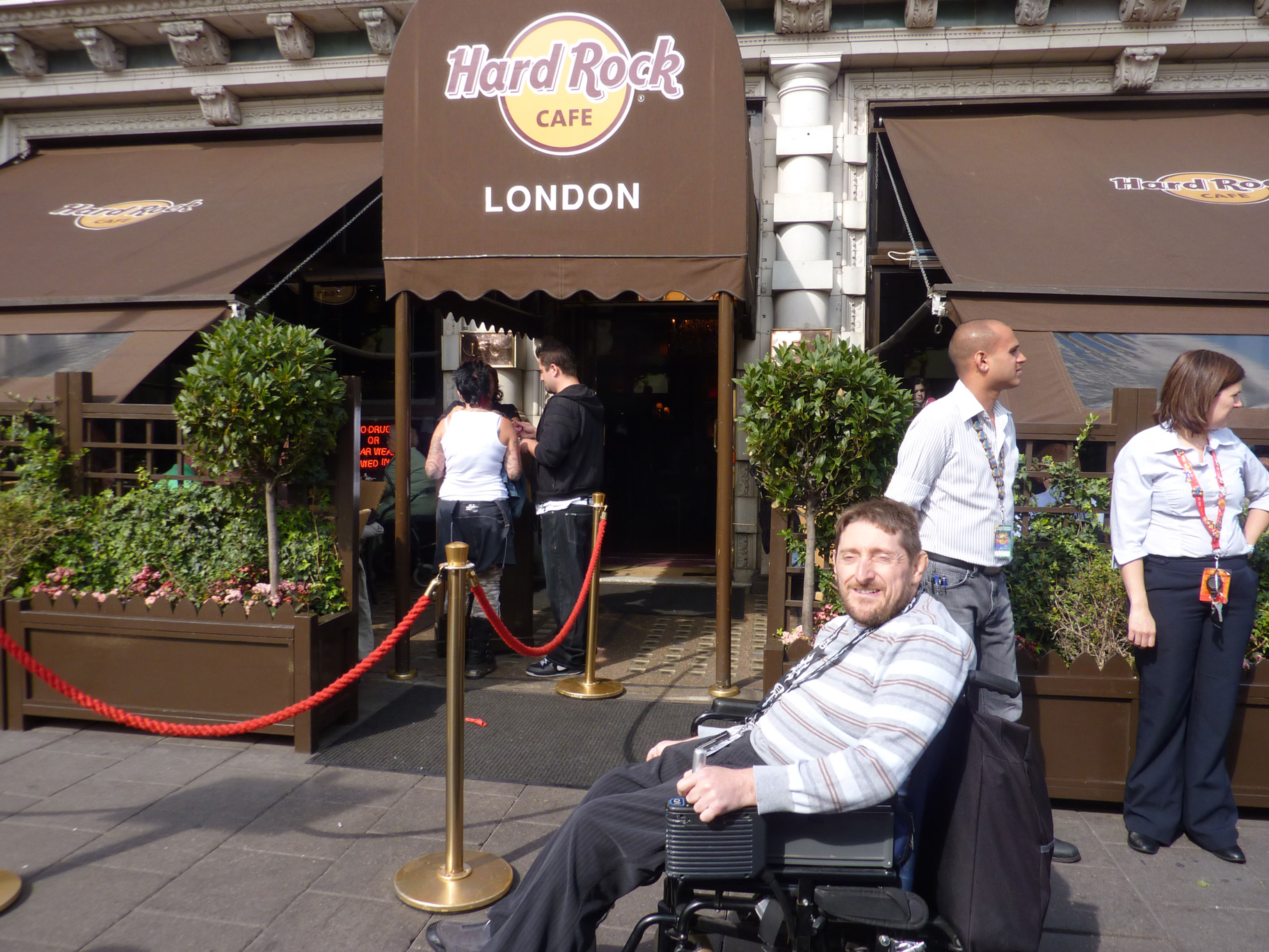 Mark's Music Circus = Disability Guide for the Hard Rock