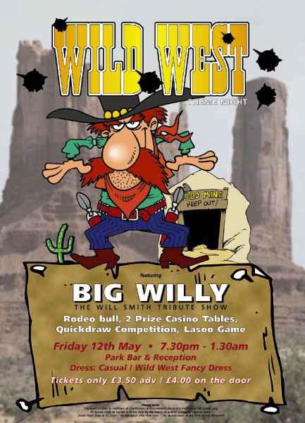Wild West Theme Night